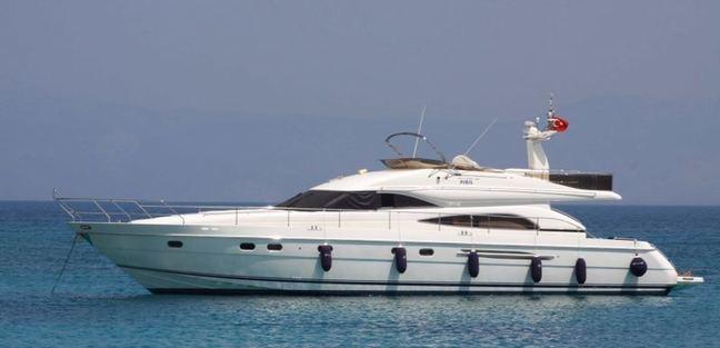 Piril Charter Yacht