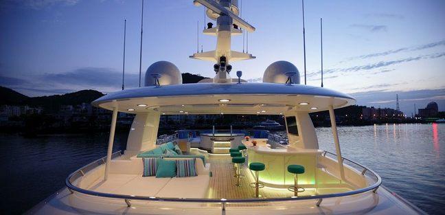 Ocean's Seven Charter Yacht - 3