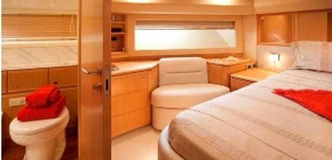 Ferretti 881 2012 Charter Yacht - 4