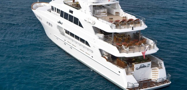 Far From It Charter Yacht - 2