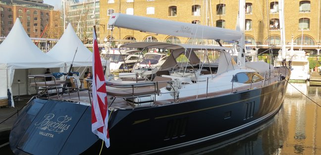 Bacchus Charter Yacht - 2