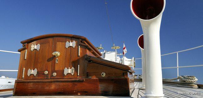 Lady Hertha Charter Yacht - 3