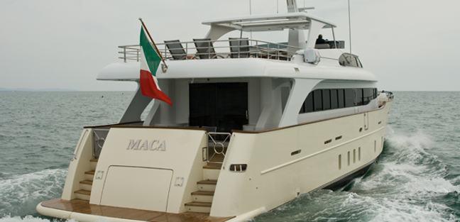 Maca Charter Yacht - 2