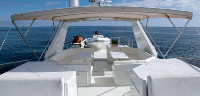 Nereida Charter Yacht - 2