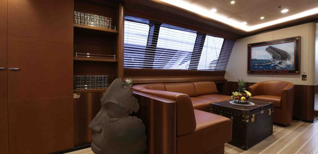 Perseus^3 Charter Yacht - 8