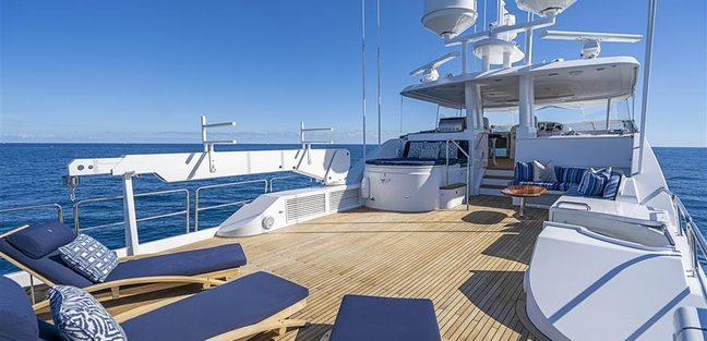 Westport 112 Charter Yacht - 2