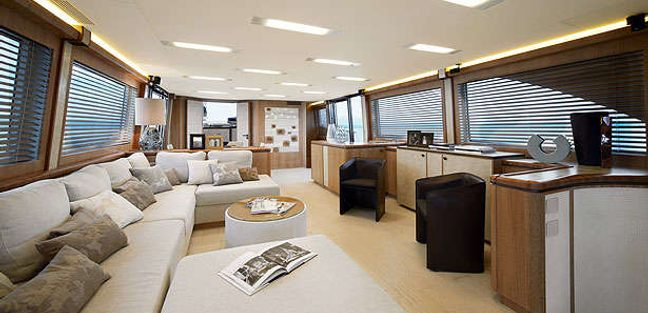 Never Say Never Charter Yacht - 3