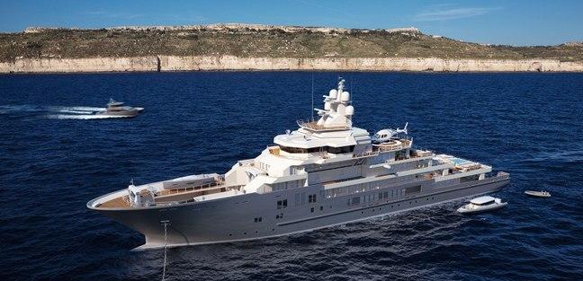 ANDROMEDA Yacht (ex  Ulysses) - Kleven   Yacht Charter Fleet