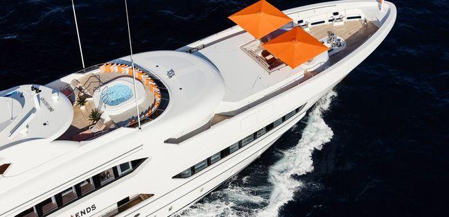 Book Ends Charter Yacht - 2