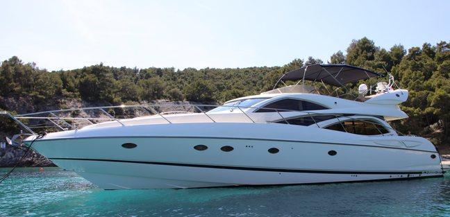 Nataliya Charter Yacht