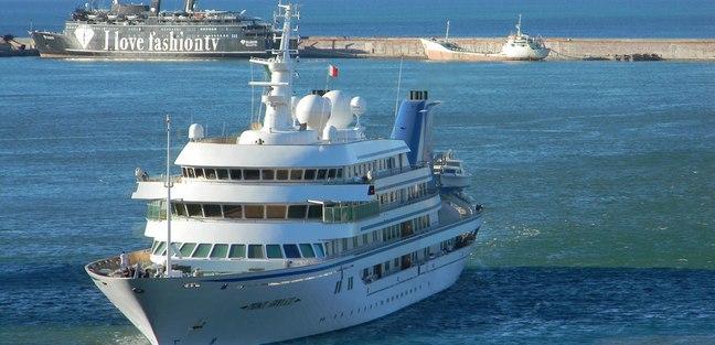 Prince Abdul Aziz Charter Yacht - 4