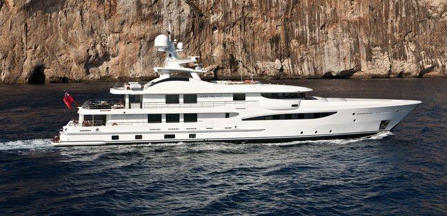 Were Dreams Charter Yacht