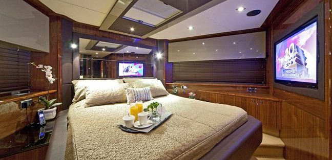 Starry Night Charter Yacht - 7