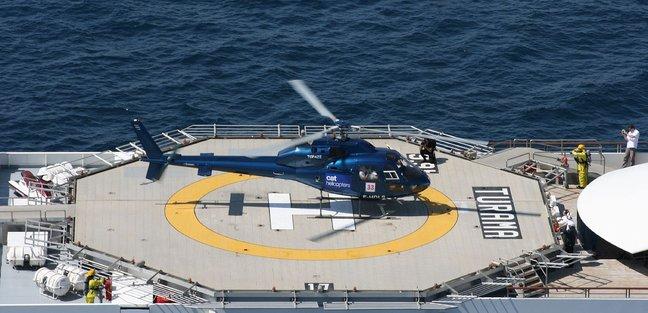 Turama Charter Yacht - 3