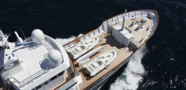 Axantha II Charter Yacht - 2