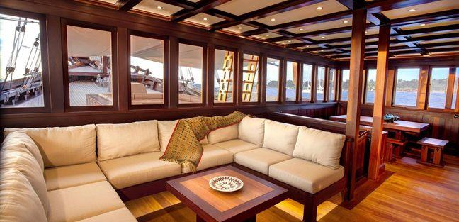 Dunia Baru Charter Yacht - 7