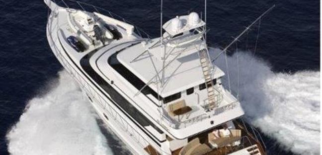 Grand Legacy Charter Yacht - 2