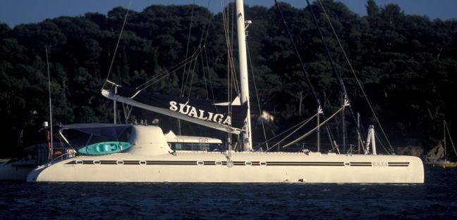 Dream Maldives Charter Yacht