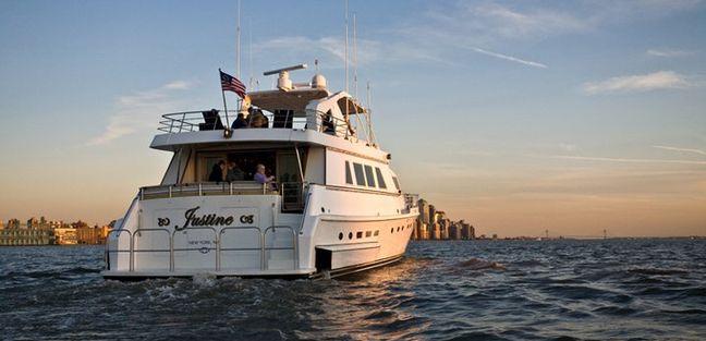 Justine Charter Yacht - 2