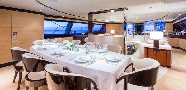 Q Charter Yacht - 8