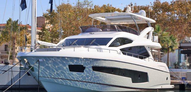 RAOUL W Charter Yacht