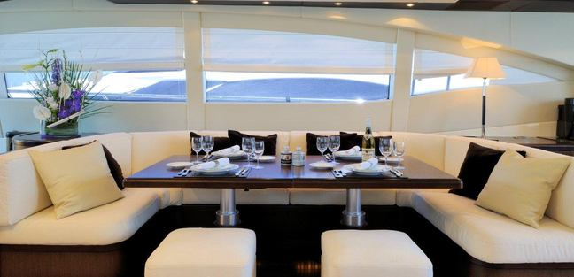 Something About Meri Charter Yacht - 7