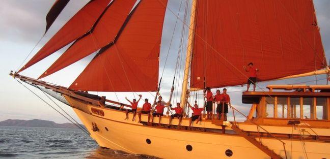 Si Datu Bua Charter Yacht - 3