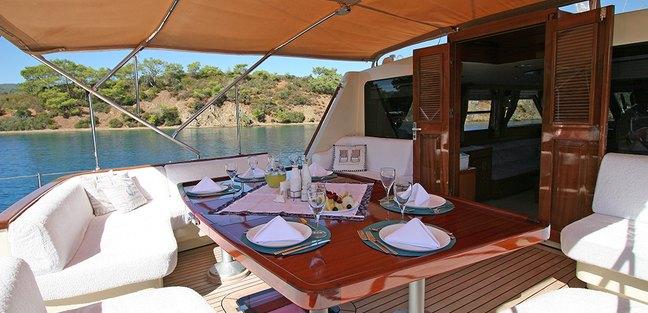 Tango Charlie Charter Yacht - 3