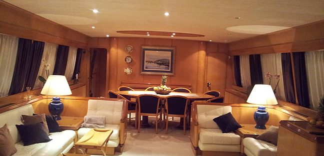 Lady Alhena of London Charter Yacht - 6