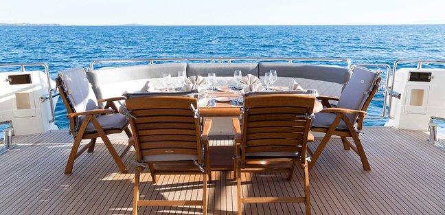 Albator 2 Charter Yacht - 3