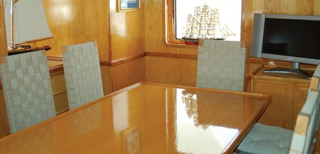 Atlantic Lady Charter Yacht - 8
