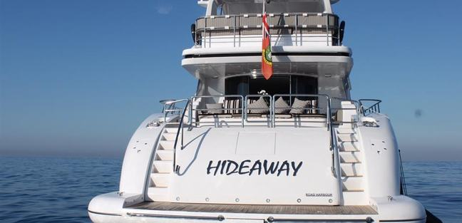 Hideaway Charter Yacht - 3