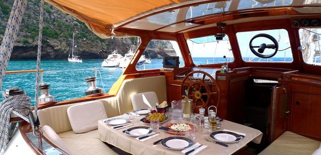 Augustine Charter Yacht - 3