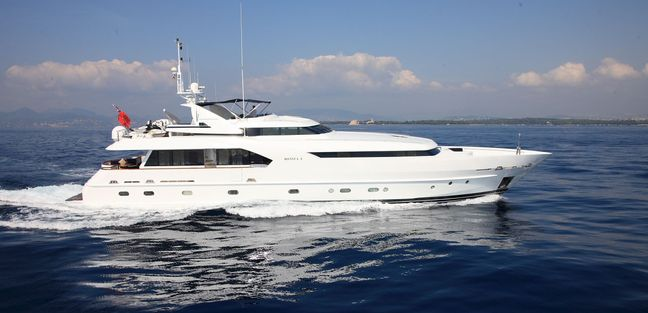 Xanadu of London Charter Yacht - 3