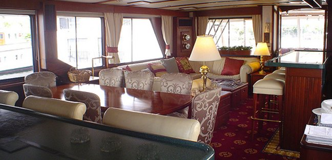 Kingfisher Charter Yacht - 2