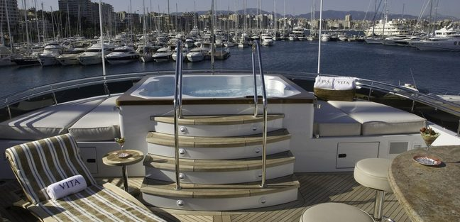 Pipe Dreams Charter Yacht - 5