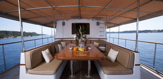 Clara One Charter Yacht - 5