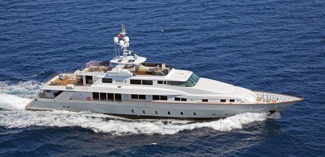 Ego Charter Yacht