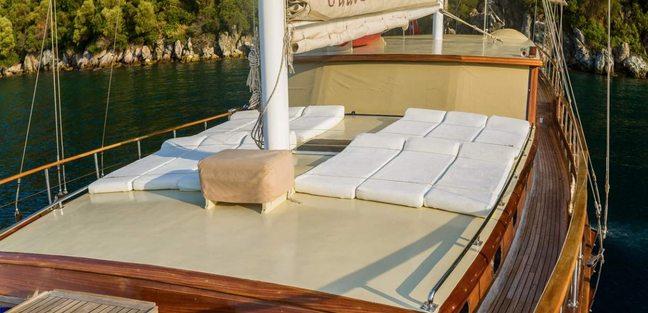 Sude Deniz Charter Yacht - 5