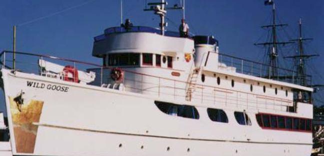 Wild Goose Charter Yacht - 5