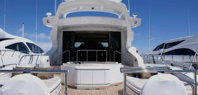 Asim Charter Yacht - 2