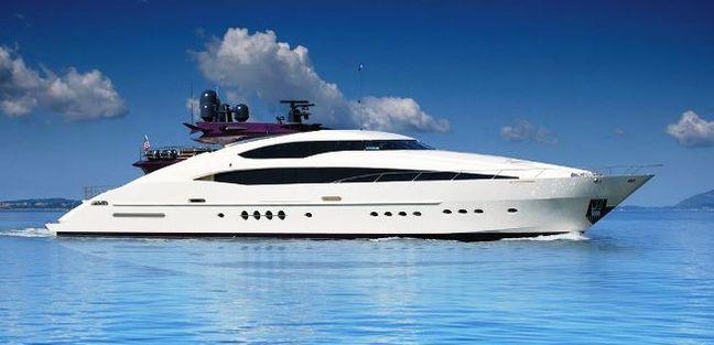 Clifford II Charter Yacht