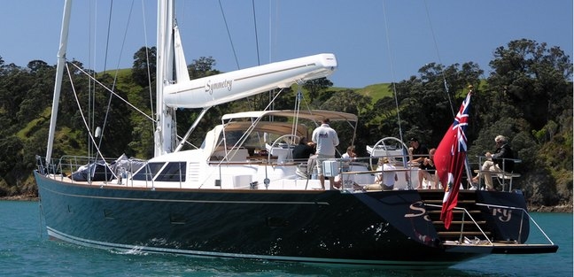 Symmetry Charter Yacht - 4