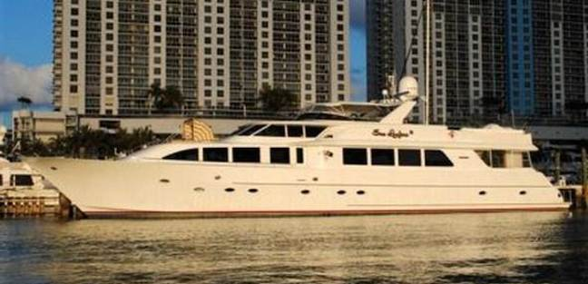 Good Girl Charter Yacht