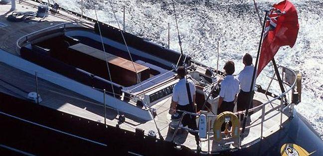 Dark Star Charter Yacht - 4