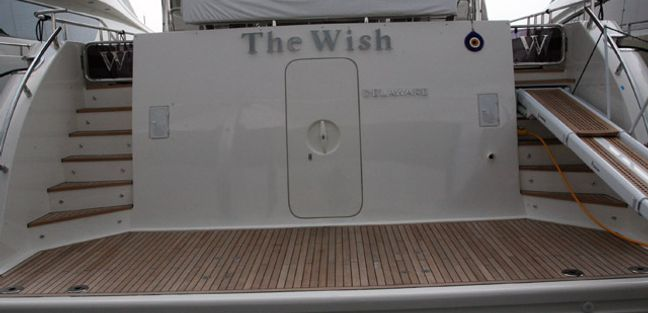 The Wish Charter Yacht - 4