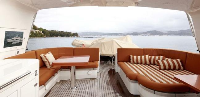 Moon River Charter Yacht - 2