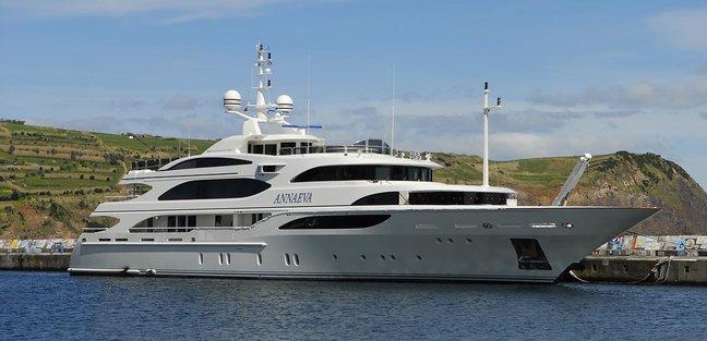 AE Cap d'Antibes Charter Yacht - 2