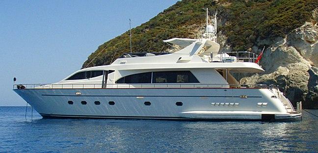 Mandalau Charter Yacht