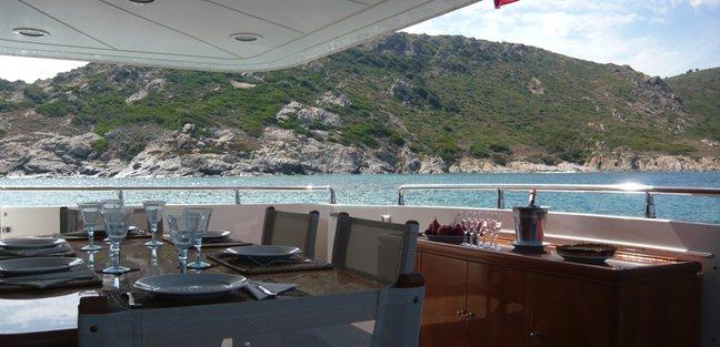 Thalassa Charter Yacht - 4